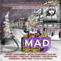 The West End Goes MAD For Christmas CD